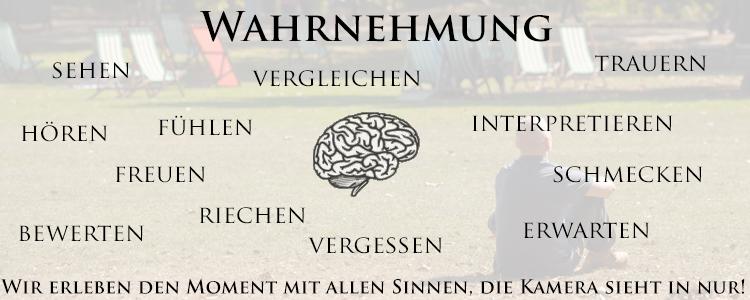Fotokurs, Bremen, Wahrnehmung, Lernen