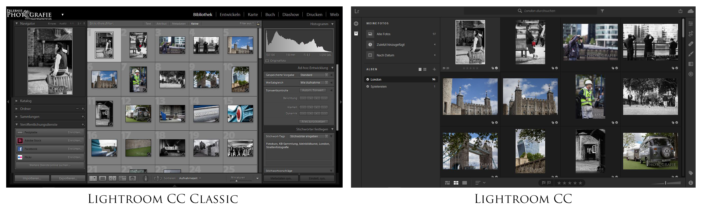 Fotokurs, Fotoblog, Lightroom, Bildbearbeitung
