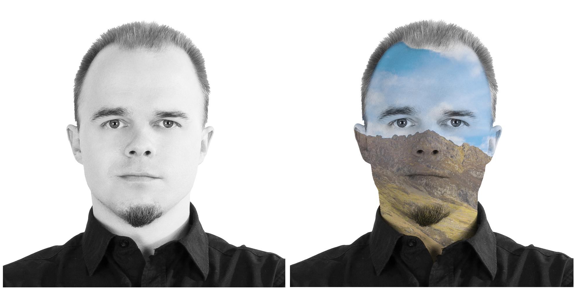 Fotokurs, Doppelbelichtung, Photoshop